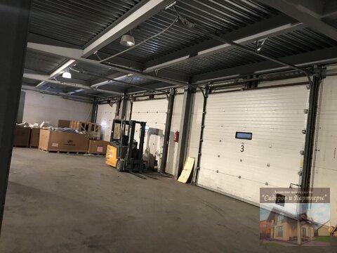Офисно-складской комплекс, склады в аренду - Фото 4