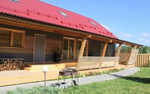 Продается дом 190 кв.м, участок 9 сот. , Новорижское ш, 34 км. от . - Фото 1