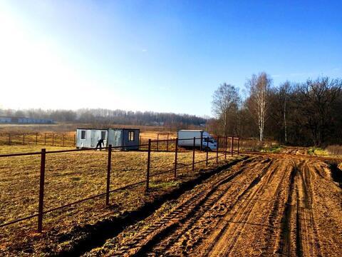 При лесной участок 10 сот/ д. Сазонки, 39км. от МКАД по Дмитровскому ш - Фото 5