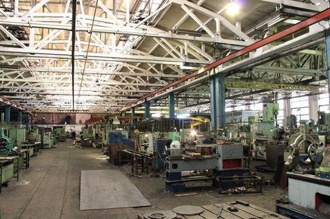 Продам производственный комплекс 19 615 кв.м - Фото 1