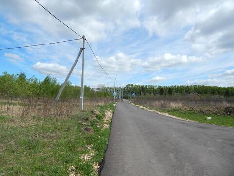 Участок 12 сот. , Минское ш, 65 км. от МКАД. - Фото 5