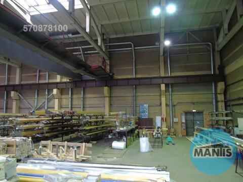 Сдается теплый склад, можно использовать под автосервис или производст - Фото 3