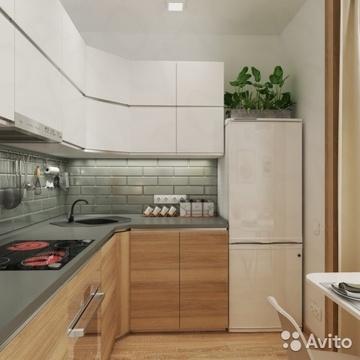 1к квартира-студия - Фото 4