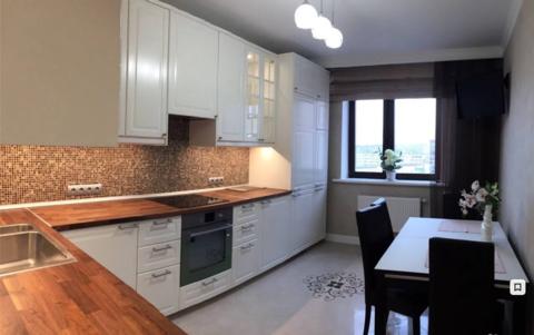 Сдаётся 3 комнатная квартира в Чехове ул. Чехова - Фото 5