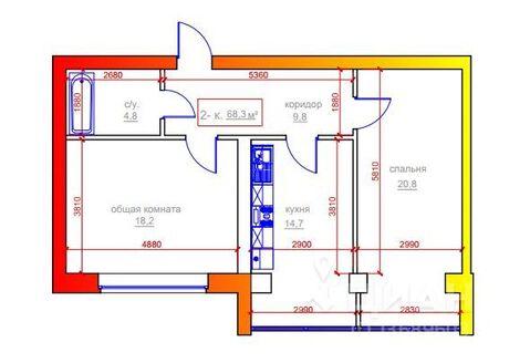Продажа квартиры, Владикавказ, Ул. Международная - Фото 1