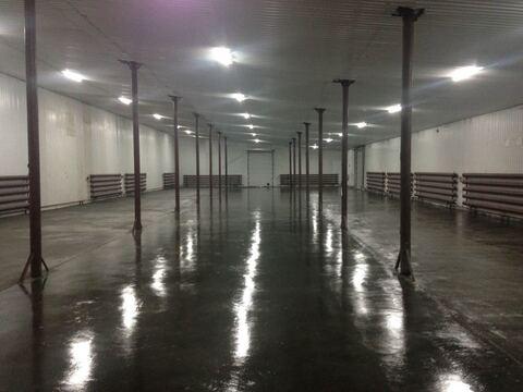 Отапливаемый склад 370 кв.м. - Фото 3
