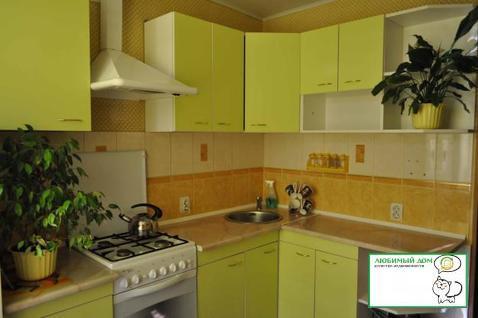 Светлая и аккуратная квартира, Купить квартиру в Калуге по недорогой цене, ID объекта - 314965607 - Фото 1