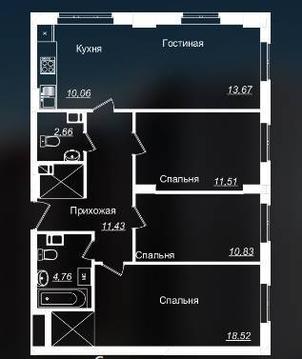 , Нижний Новгород, Нижний Новгород, Ленина проспект, д.57 к 3, .