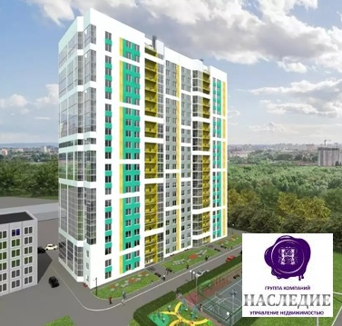 Старт продаж современного жилого дома «Орбита» ул. Б. Гагарина, 74в!