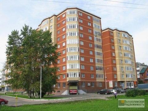 Современная 2-комнатная квартира с ремонтом в Волоколамске - Фото 1