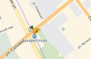 Продажа квартиры, м. Бухарестская, Салова Улица - Фото 5