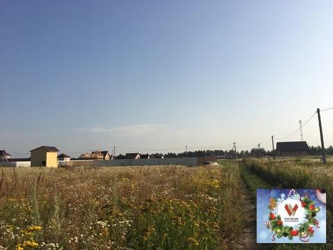 Д.Аленино 10 соток в газифицированной деревне, всего 65км от МКАД - Фото 3