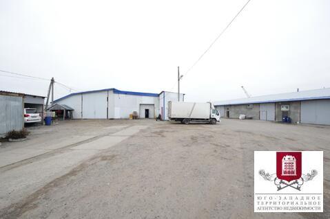 Продается производственно-складская база 1га д. Кривошеино - Фото 3