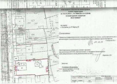 Продажа участка, Кострома, Костромской район, Ул. 8 Марта - Фото 2