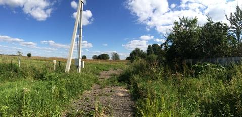 Земельный участок в д.Клово - Фото 2