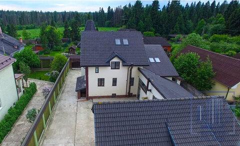 Дом 603 м2 в охраняемом кп Лесные Ключи г. Зеленоград - Фото 2