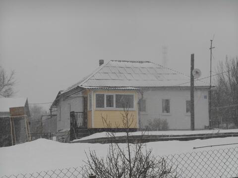 П. Ревякино дом из бревна Ясногорский район - Фото 1