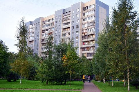 Продается однокомнатная квартира в Приморском районе - Фото 1