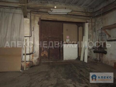 Аренда помещения пл. 1100 м2 под склад, м. Юго-Западная в складском . - Фото 5