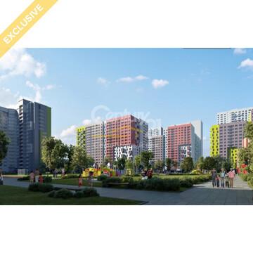 Продажа 1-комнатной квартиры ул. 6-я Радиальная, д.7, корп.35в, секция . - Фото 1