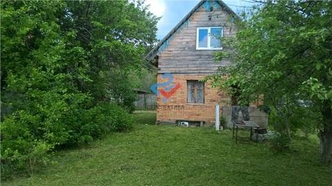 Участок 10 соток c домом в черте города - Фото 1