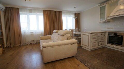 Купить видовую квартиру в доме бизнес класса с ремонтом и мебелью. - Фото 2