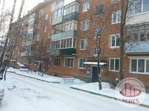 2-комнатная квартира на улице Химиков, 47.