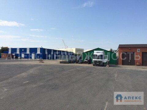 Продажа помещения пл. 5790 м2 под склад, производство, Домодедово . - Фото 1