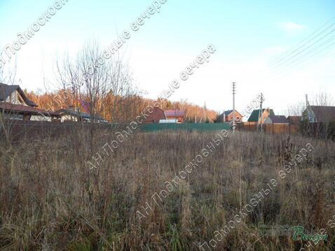 Волоколамское ш. 26 км от МКАД, Нефедьево, Участок 6 сот. - Фото 1