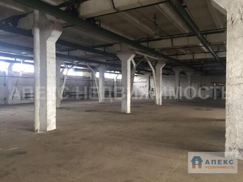 Аренда помещения пл. 700 м2 под склад, м. Бульвар Рокоссовского в . - Фото 4