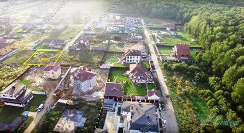 Киевское ш. 20 км от МКАД, Рогозинино, Участок 10 сот. - Фото 1