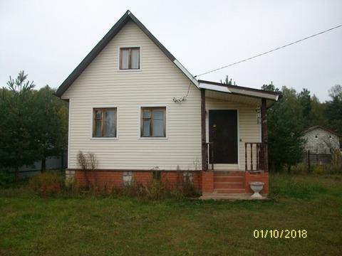Эксклюзив! Продается дача с пропиской рядом с деревней Кривское. - Фото 1