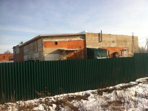 Производств-складское здание 1405 в д. Полбино Егорьевского р-на - Фото 1