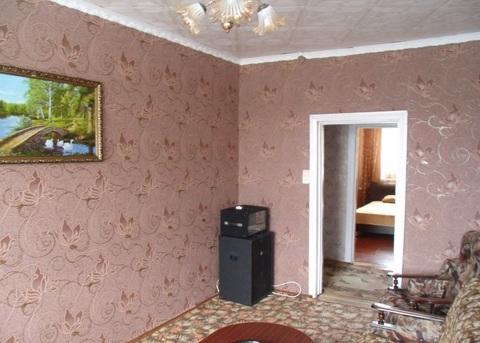 Дом 74м, 4комн+кухня+веранда, гараж, баня, 12 сот - Фото 3