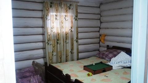 Продается дача из бревна в СНТ» Волжанка», в 400 метрах река Волга - Фото 4