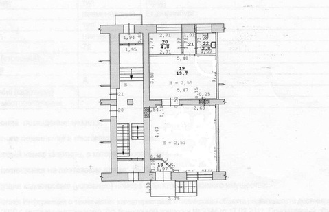 Продам универсальное помещение 58 кв.м. с отд. входом - Фото 5