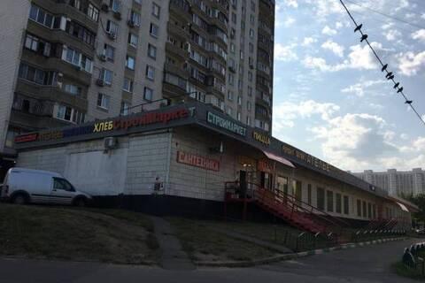 Продажа торгового помещения, м. Марьино, Ул. Перерва - Фото 1