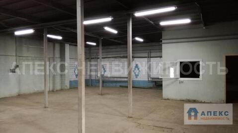 Аренда помещения пл. 320 м2 под склад, , офис и склад Мытищи . - Фото 1
