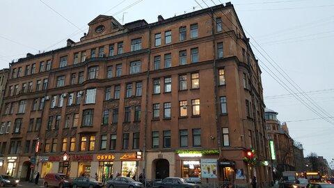 6к квартира с шикарным видом из окна, Большая Зеленина 2. - Фото 1