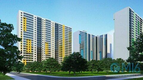Продажа 1-комнатной квартиры, 34.74 м2 - Фото 1