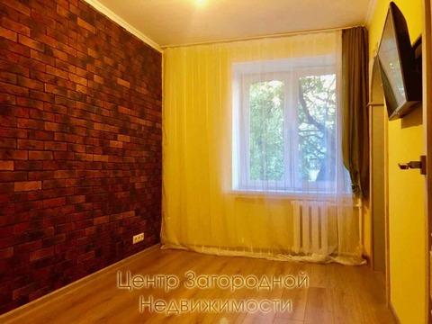 Трехкомнатная Квартира Москва, улица 2-я Прогонная, д.11, . - Фото 3