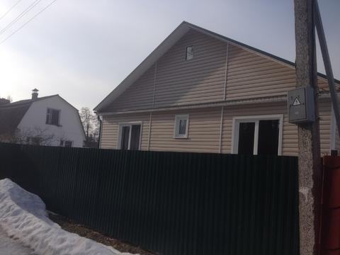 Продажа дома в Новой Москве с пропиской - Фото 1