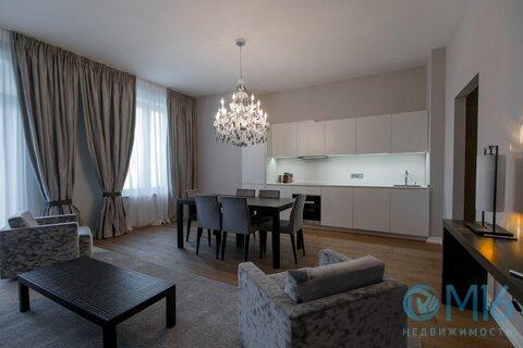 Продается стильная видовая трехкомнатная квартира - Фото 5