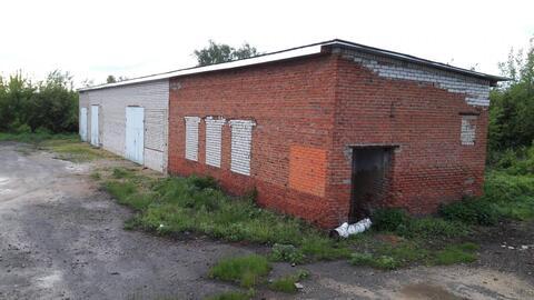Продажа склада, Долгоруково, Долгоруковский район, Луговая - Фото 1