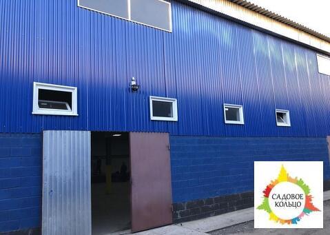 Теплое производственно-складское помещение от 96 м2 до 320 м2 в аренду - Фото 1
