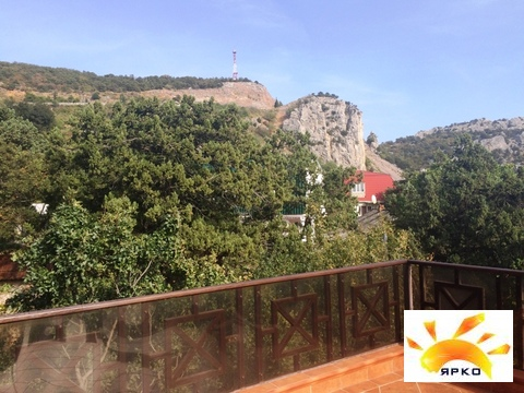 Продажа дома в Симеизе с прекрасным видом на море и горы. - Фото 4