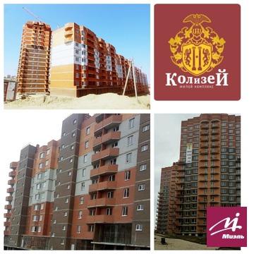 Продается 3-х ком кв ул Санаторная 1, Купить квартиру в новостройке от застройщика в Волгограде, ID объекта - 321169088 - Фото 1