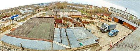 Производственные помещения 4900 кв.м. на участке 1 га в Калуге - Фото 4