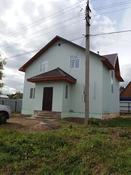 Продажа нового дома из газоблока - Фото 1