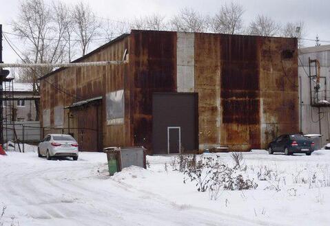 Сдам в аренду производственное помещение 2800 кв м с кран-балкой - Фото 1